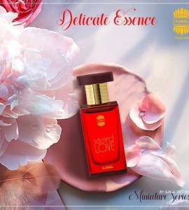 SACRED LOVE PERFUME ESSENTIAL OIL