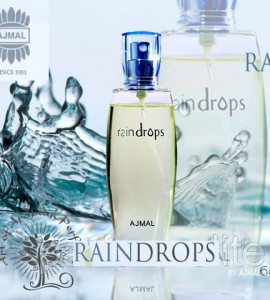 RAINDROPS PERFUME ESSENTIAL OIL