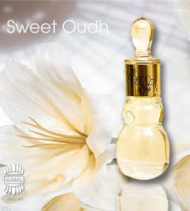 SWEET OUD PERFUME ESSENTIAL OIL