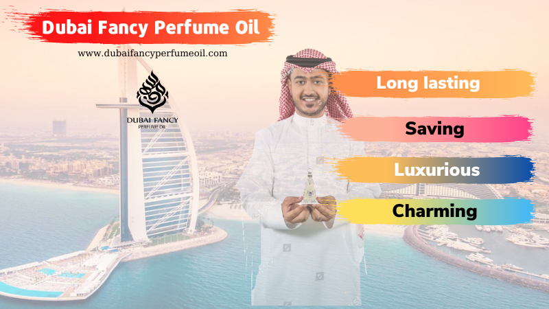 Dubai Fancy Perfume Oil